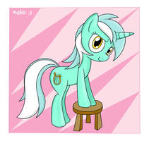 Lyra Heartstrings by McSadat