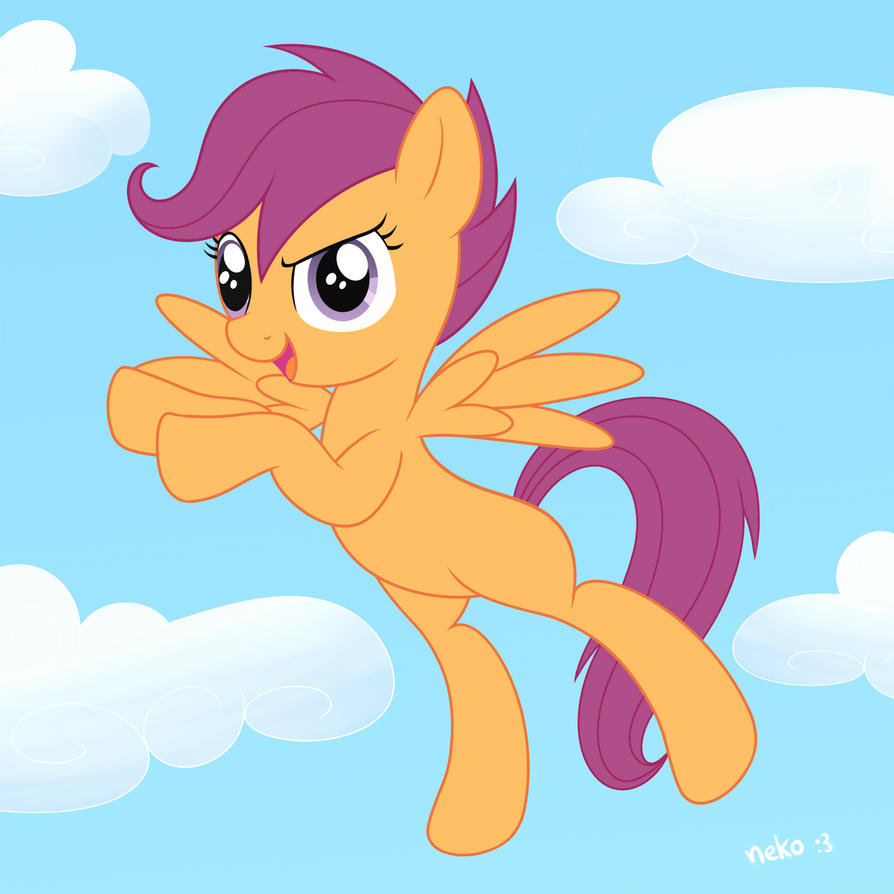 I'll Fly Higher by McSadat