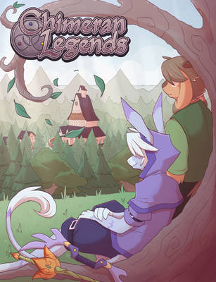 Chimeran Legends - Chapter 1: Branching Paths by aki-ta