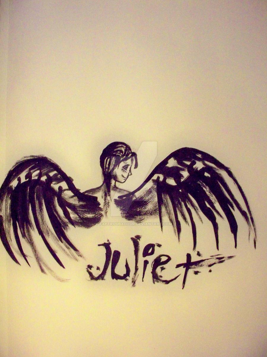 Juliet by FaeTroubadour