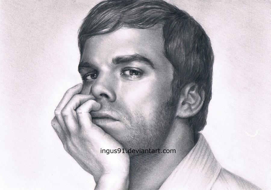 dibujos - dibujos de Dexter al carbon Dexter_by_ingus91-d5bvpzq
