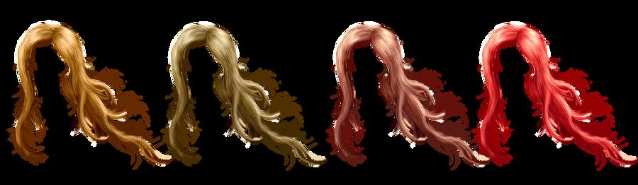 Hair Stock 1 by DigitalDreams-Art