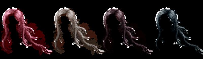 Hair Stock 2 by DigitalDreams-Art