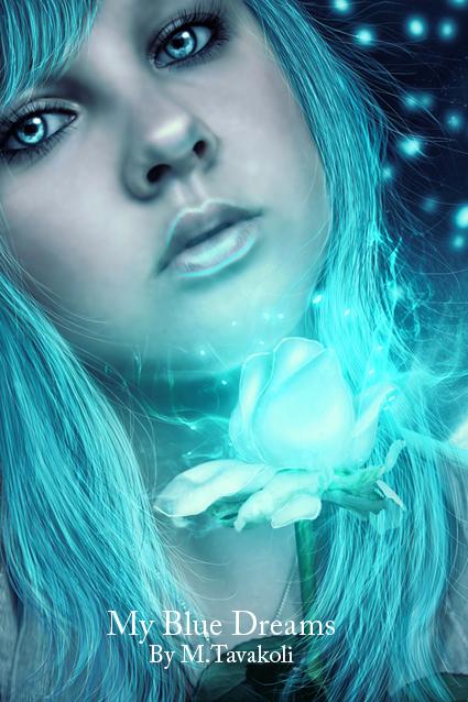 My Blue Dreams by DigitalDreams-Art