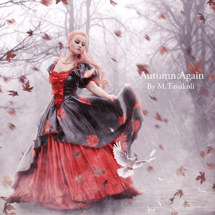 Autumn Again by MasoumehTavakoli-Art