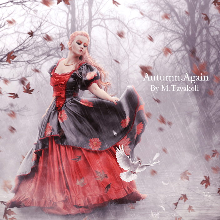 Autumn Again by DigitalDreams-Art