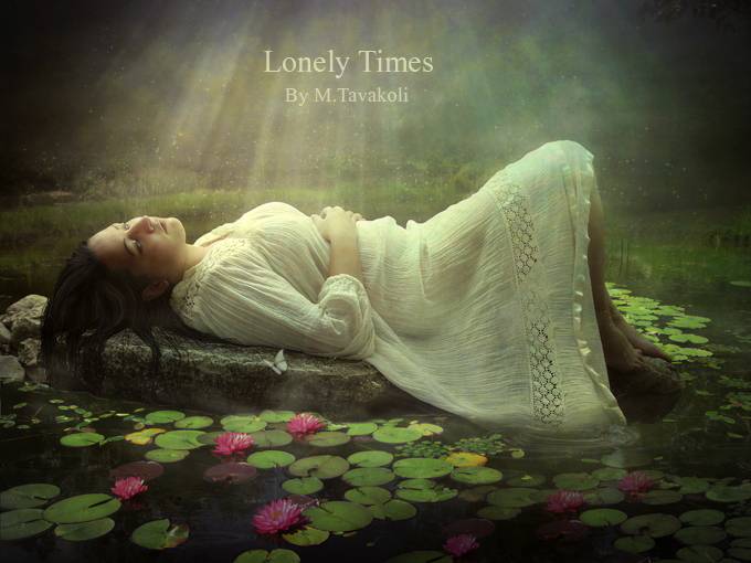 Lonely Times by DigitalDreams-Art