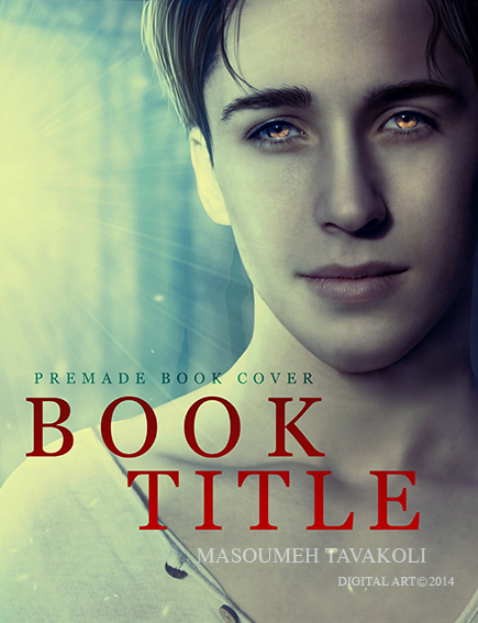 Premade Book Cover Art : Premade book cover by masoumehtavakoli art on deviantart