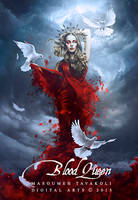 Blood Queen by DigitalDreams-Art