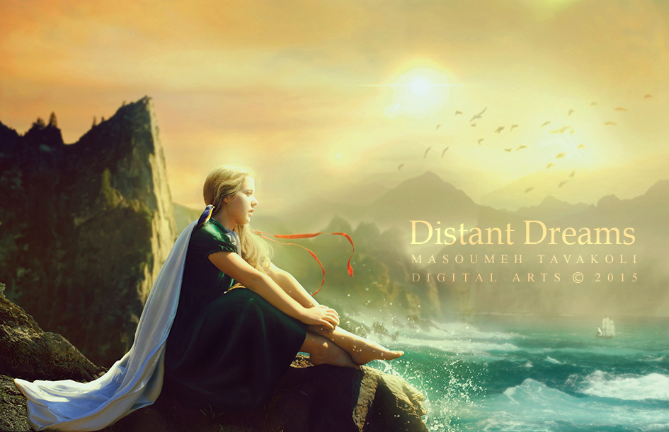Distant Dreams by DigitalDreams-Art