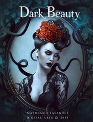Dark Beauty by DigitalDreams-Art