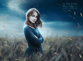 In The Field by DigitalDreams-Art