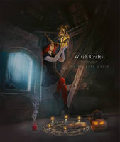 Witch Crafts by DigitalDreams-Art