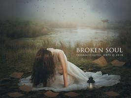 Broken Soul by DigitalDreams-Art