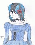 Gothic lolita Gwen by aramintaXkazemaru