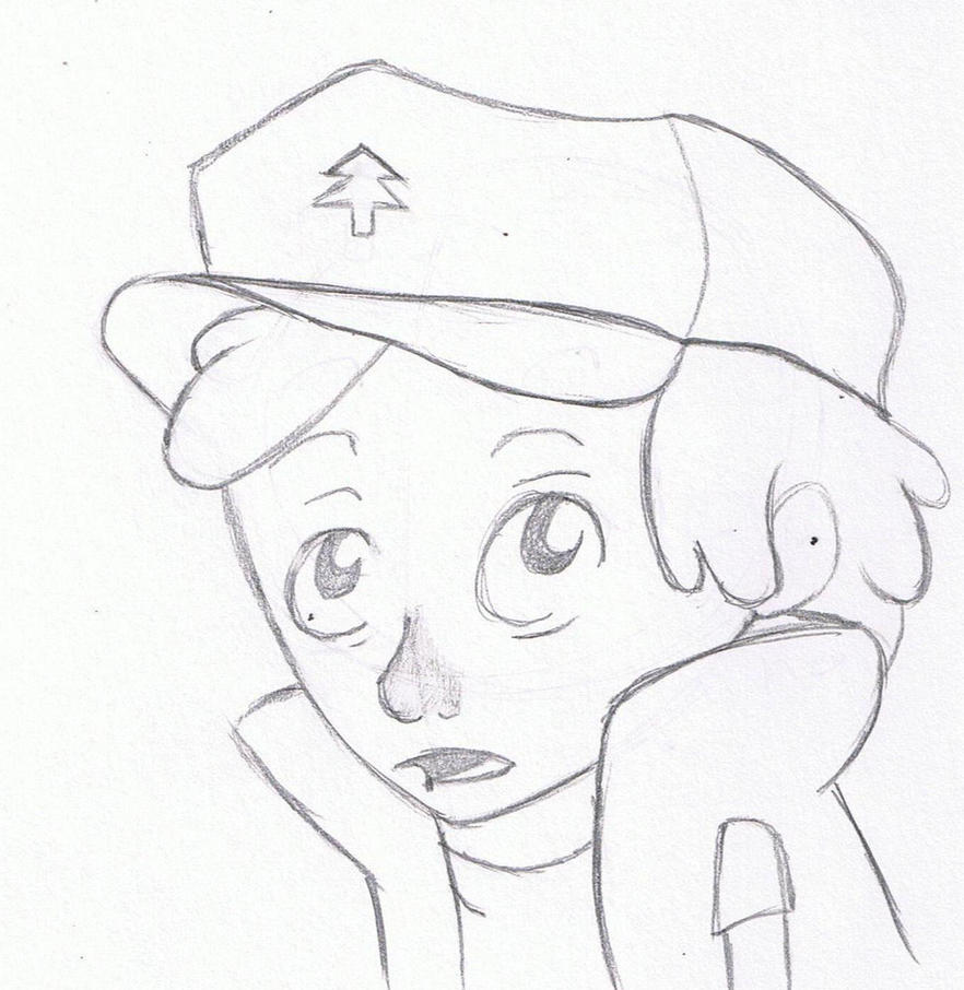 Dipper by aramintaXkazemaru