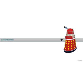 Dalek-Colour by ChiefNX