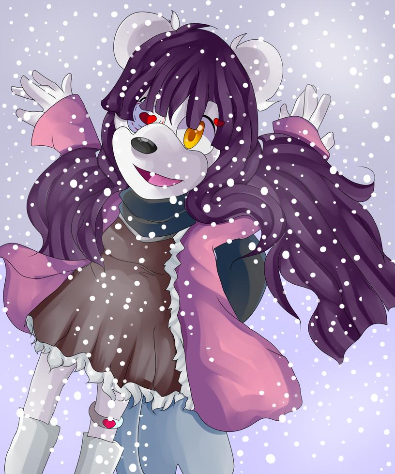 Snowwwwww.... by TriickyStaR