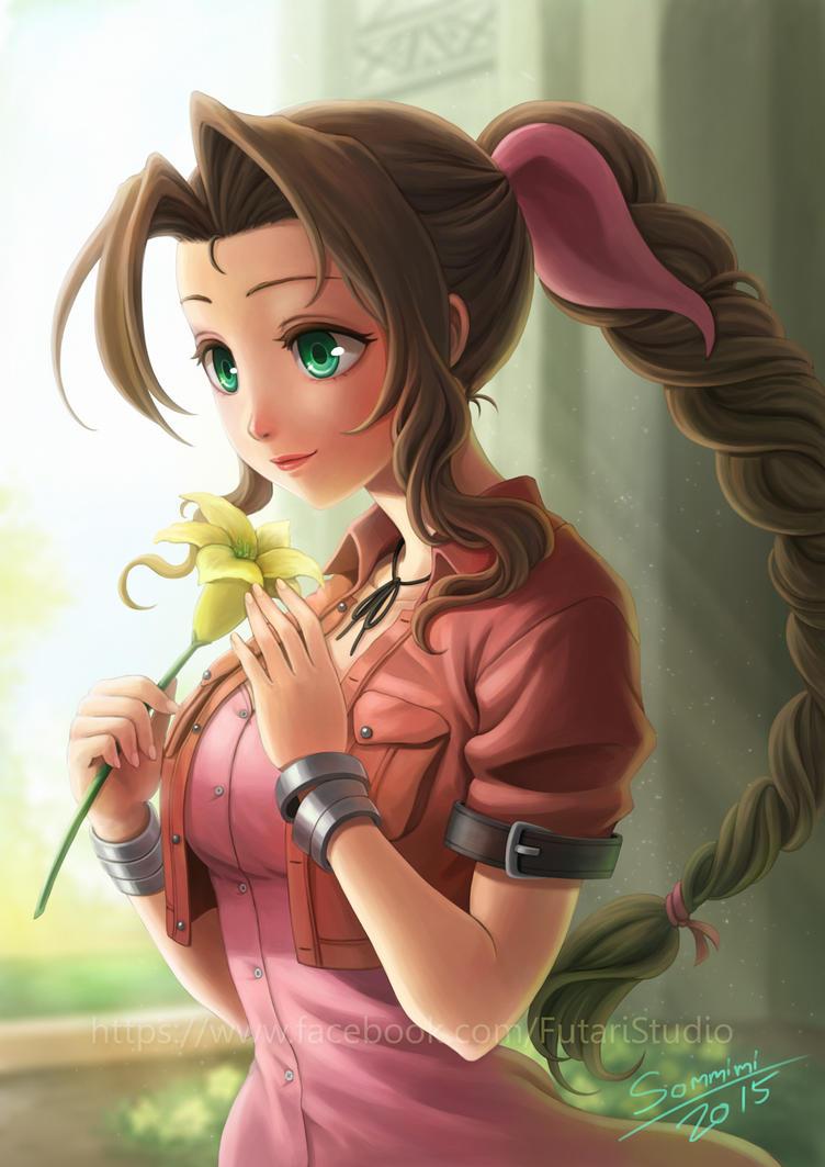 Image Result For Final Fantasy Tifa