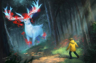 In the deep Forest