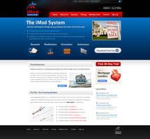 Web2.0 Simple Crisp Blue by naseemhaider