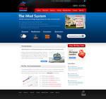 Web2.0 Simple Crisp Blue