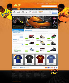An Ecommerce Store