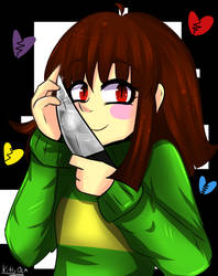 Chara by KittyOLM