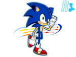 Sonic De Hedgehog