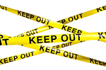 Keep Out PNG