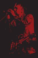 Thom Yorke by Sunlandictwin