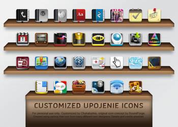 CUI Customized Upojenie Icons