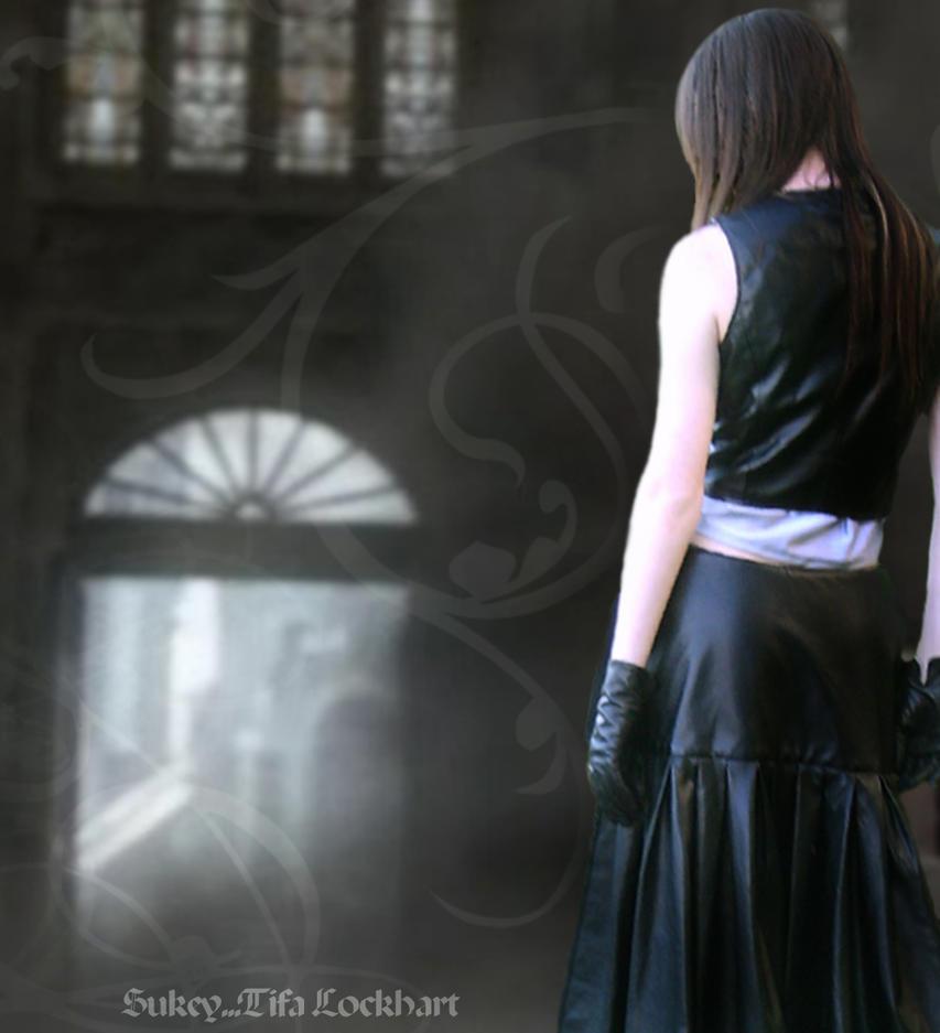 Tifa at Church by sukeyfpt