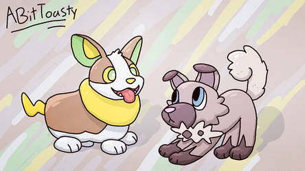 Yamper Pokemon