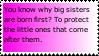 Big Sisters by Ochako107