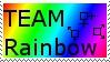 Team Rainbow by Ochako107