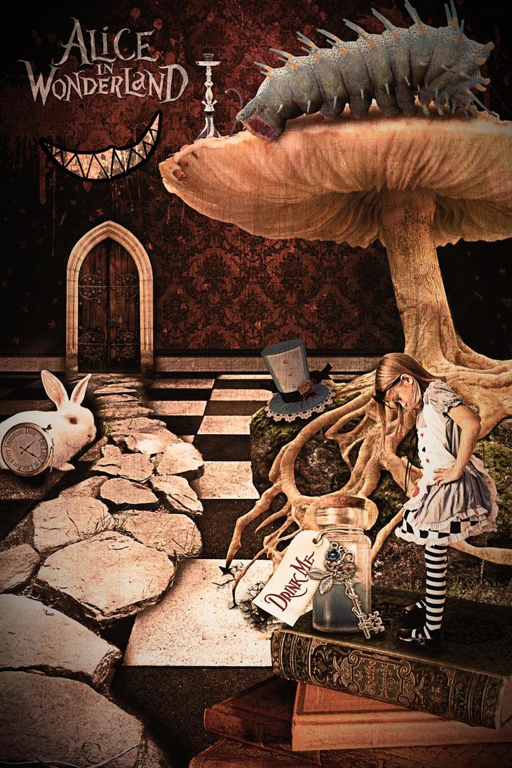 Alice Wonderland by kouki84