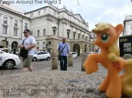 Ponies Around the World 2: La Scala opera house