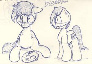 Two (or Deborah)