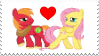 I Support Fluttermac Stamp by TheCat101