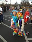 Rainbowdash Cloned