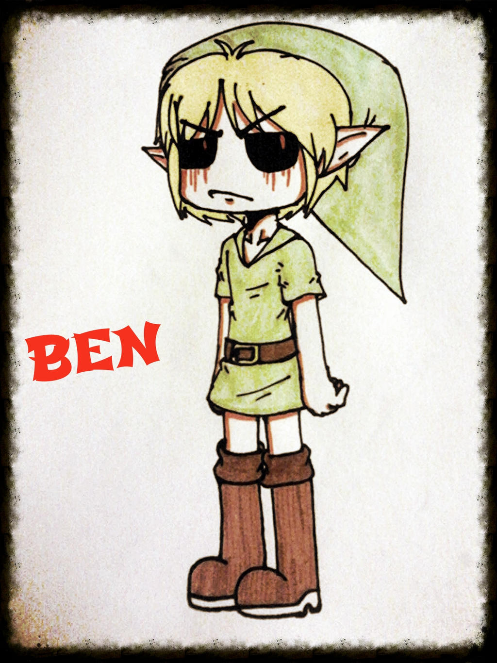 BEN Drowned by xKillErsHAvenx on DeviantArt