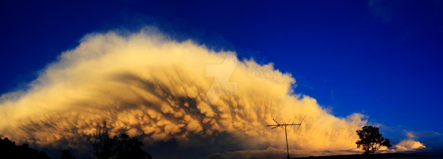 Clouds Gone Wild by CPUMRossi