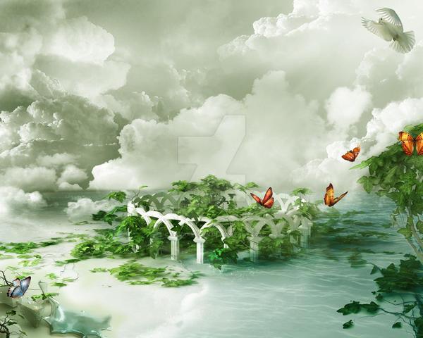 My little Heaven by CagivaREborn