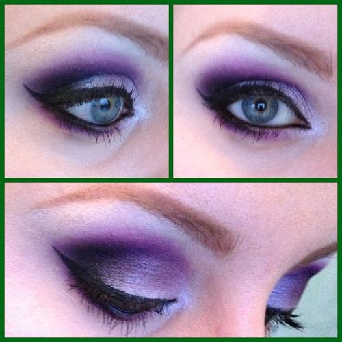 Smokey Purples by Miss-Reptilian