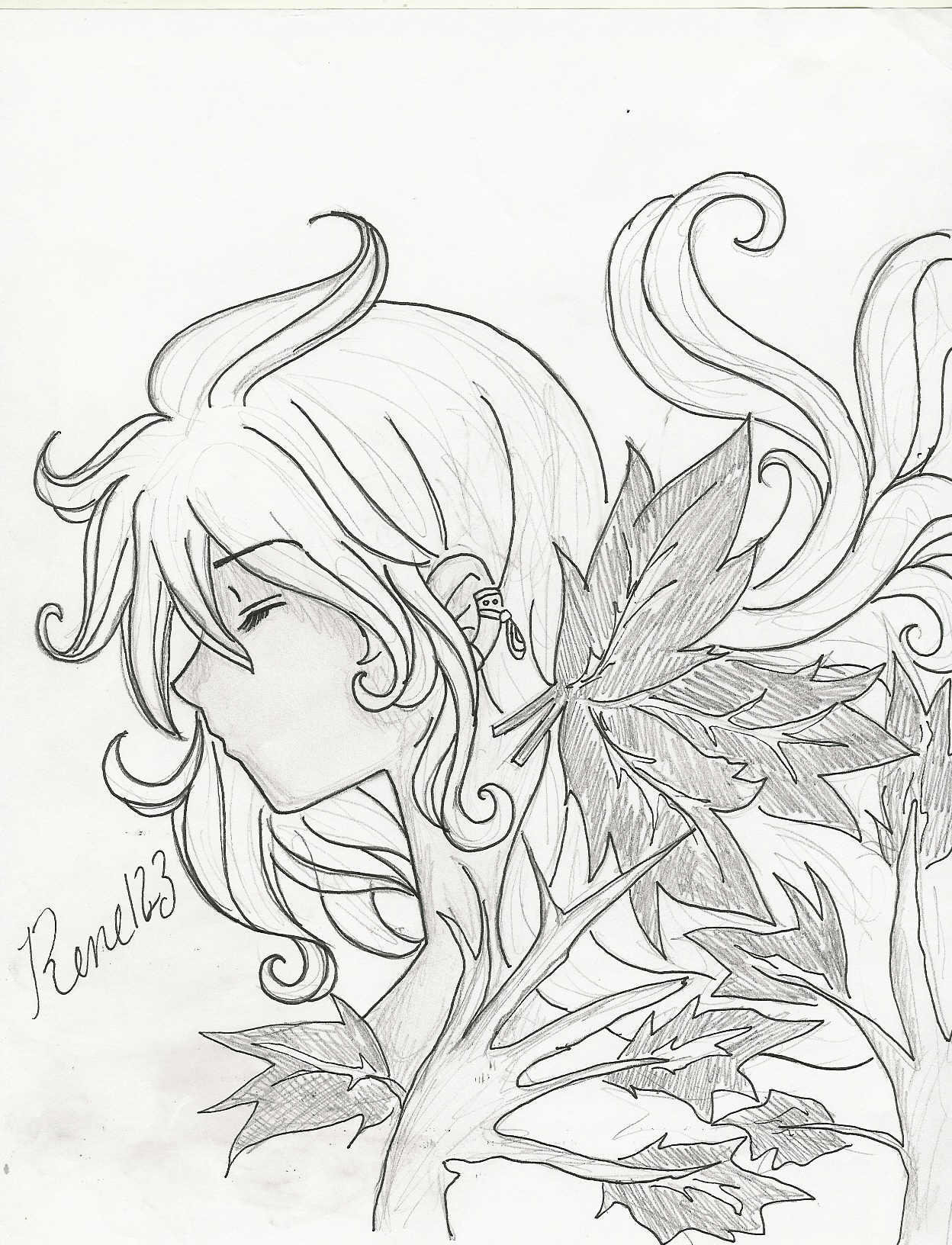 mother nature by rene123 on deviantart