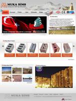 Muka bims web design by MesutASLAN