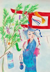 Tanabata by MimiAstrid