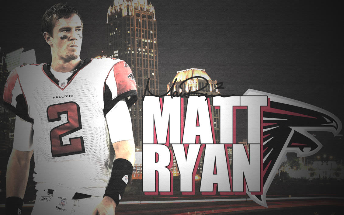 Atlanta Falcon Wallpapers Group 60: Matt Ryan Wallpaper By Dodger510 On DeviantArt