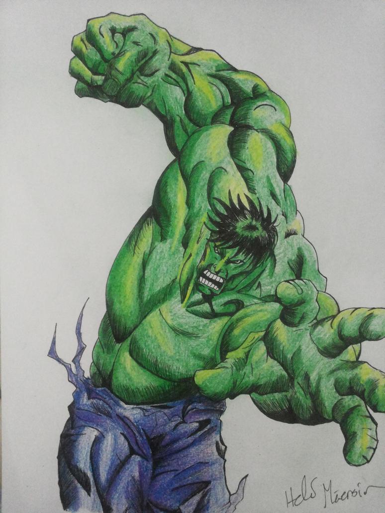 Hulk by Kansuli